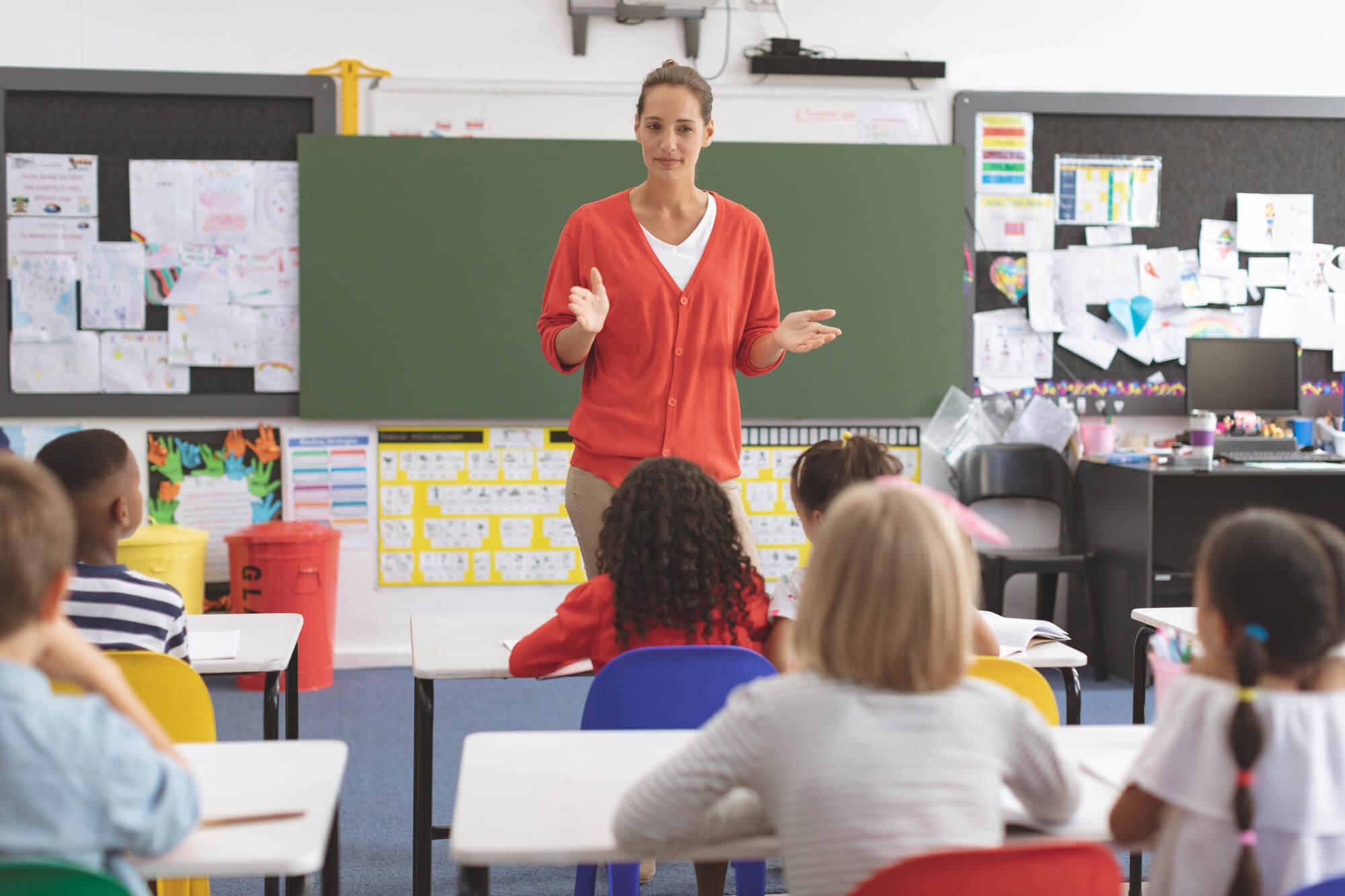 Mange af vores kunder er skoler